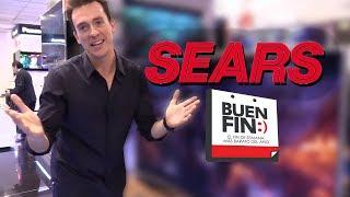 Las 10 mejores ofertas de Sears en el Buen Fin