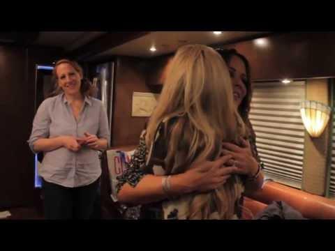 Sara Evans - Simply Sara - The Danielle Bradbery Webisode