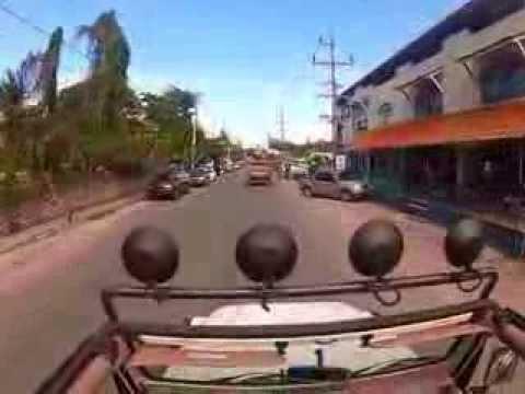 Ride through Cabarete - Dominican Republic