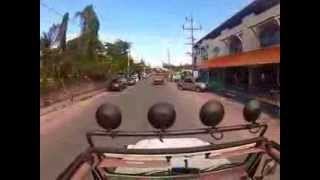 Ride through Cabarete - Dominican Republic