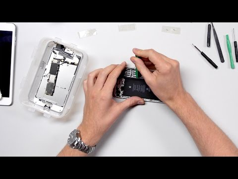 Apple iPhone 6 Plus Teardown - Open Case (Deutsch/German)