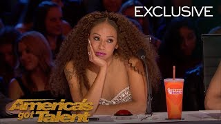 Mel B Is Confused By The Strangest AGT Acts - America's Got Talent 2018