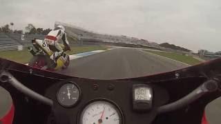 DCR 2016 Due Valvole race onboard Ducati 900ss