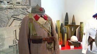 В Доме офицеров открылась выставка, посвящена деятельности НКВД в годы Великой Отечественной войны