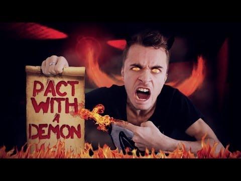 J'AI FAIT UN PACTE AVEC UN DÉMON ! – Pact with a Demon