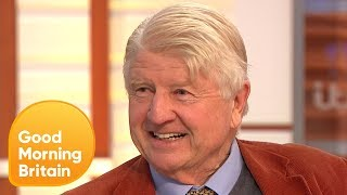 Stanley Johnson Would Love to See All of His Children as Prime Minister! | Good Morning Britain
