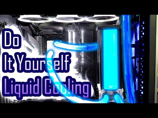 Swiftech Boreas Water Cooling Kit Review