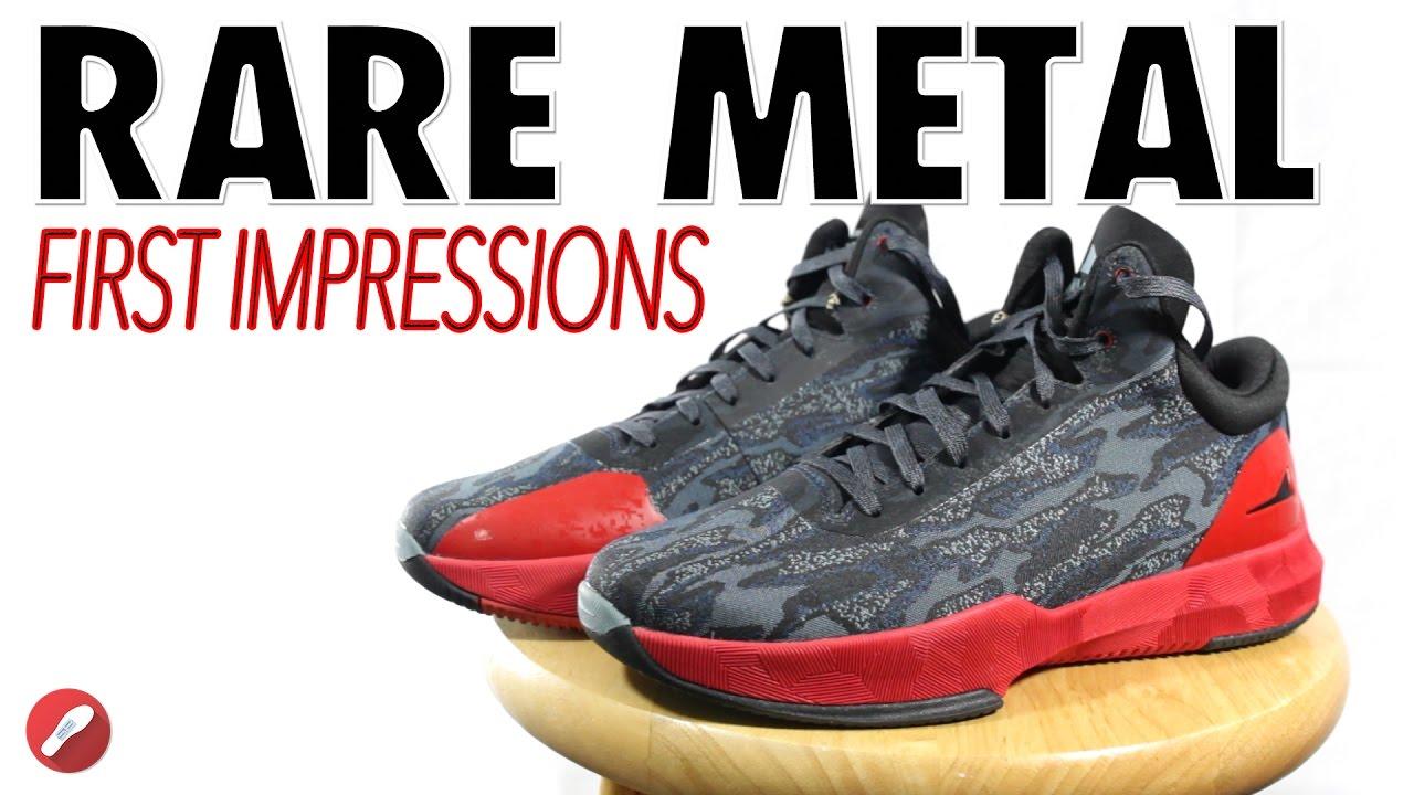 best sneakers 5828f e3a1b BrandBlack Rare Metal First Impressions! - YouTube