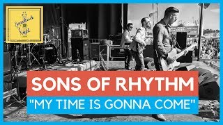 "Sons of Rhythm - ""My Time Is Gonna Come"" at Burdock, Toronto"