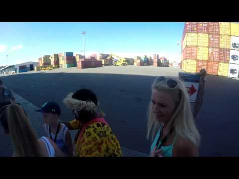 Sydney to Hawaii on Carnival Legend 2016