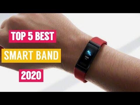 Top 5 Best Smartband/Fitness Tracker 2020