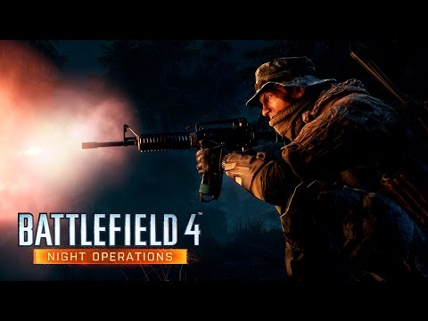 Battlefield 4 Night Operations Tráiler Cinemático