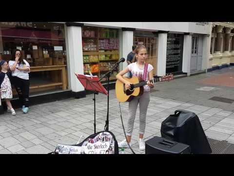 Ed Sheeran Hearts Don't Break Around Here Cover Allie Sherlock