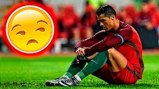 Worst open goals misses ever ● football
