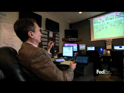 Cris Collinsworth - FedEx Inside the Huddle