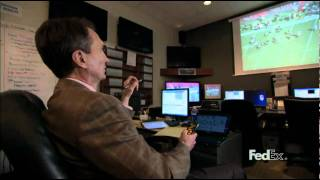 Cris Collinsworth - FedEx Inside the Huddle