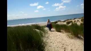 Zeeland - Burgh Haamstede - Duinen en Strand