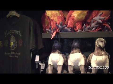 Filch's Emporium merchandise at Wizarding World of Harry Potter