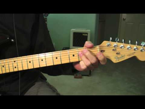 Green River Guitar Lesson