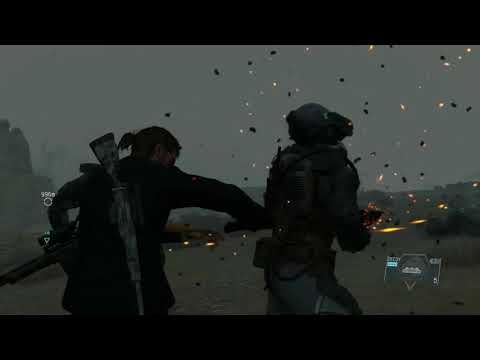 Metal Gear Solid V: The Phantom Pain - Skulls neutralized with CQC (Phantom Limbs mission)