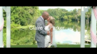 Claire & Parker's Wedding Highlights