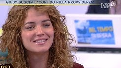 """Giusy Buscemi: """"confido nella Provvidenza"""""""