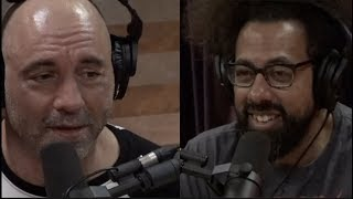 Joe Rogan | The Problems with Dating In the Office w/Reggie Watts