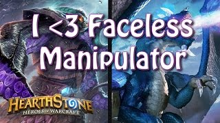 Hearthstone - Why I love Faceless Manipulator