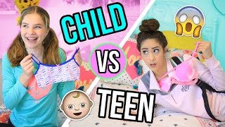 One of Cassie Diamond's most viewed videos: High School You VS Child you!!