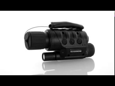 Maginon Digital Night Vision Device NV 400 DC (EN)
