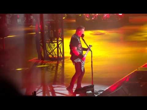 Metallica - Live in Minneapolis MN - US Bank Stadium 2016 (HD)