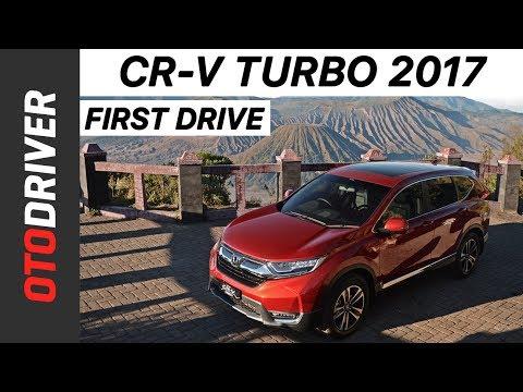 Honda CR-V Turbo 2017 Indonesia - First Drive - OtoDriver