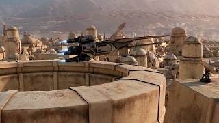 HOLDING OFF THE INVASION - Star Wars Battlefront II Galactic Assault Gameplay