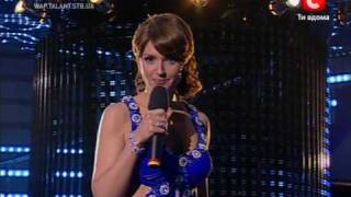 Nikita Chernomord on the semi-final of Ukraine's got talent