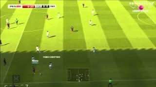 Comparativa PES 2014 Vs FIFA14