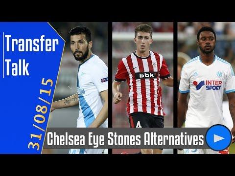 Transfer Talk | Chelsea Eye John Stones Alternatives