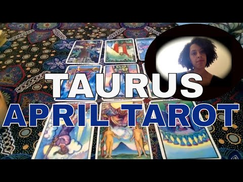 TAURUS : APRIL MONTHLY TAROT:  SHEDDING UNNECESSARY WEIGHT