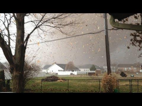 Face aux éléments: la vallée des tornades