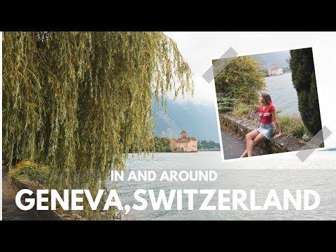 48 HOURS in and around GENEVA, SWITZERLAND with a SWISS RAIL PASS