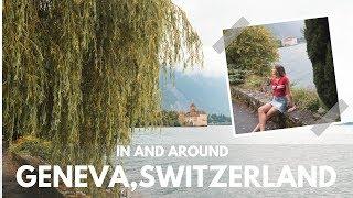 Gambar cover 48 HOURS in and around GENEVA, SWITZERLAND with a SWISS RAIL PASS