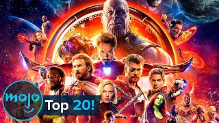 Top 20 Movie Ensemble Casts Of All Time