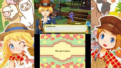 Story of Seasons: Trio of Towns Love Events!