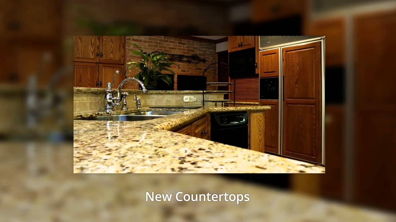 Kitchen remodeling in Greenville SC - YouTube