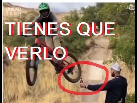 video viral en facebook de la moto