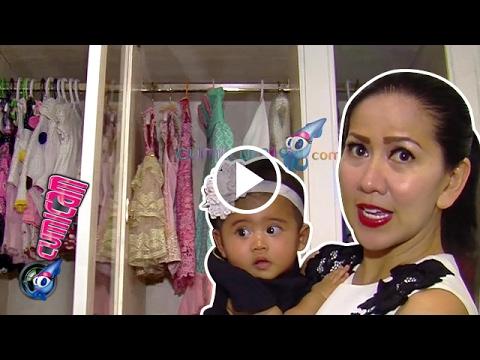 Kamar Tidur Baby Vania Bak Kamar Selebriti - Cumicam 17 Februari 2017