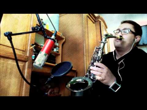 Kiss The Rain - Saxophone Cover (Relly Daniel Assa)