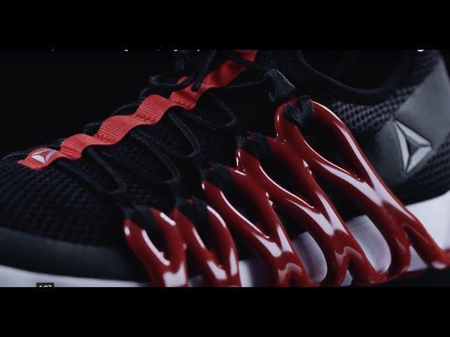 Bill McInnis | Reebok Footwear goes 3D | Singularity Hub
