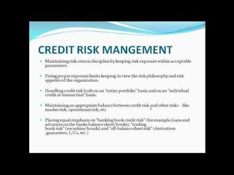 Barclays Credit Risk