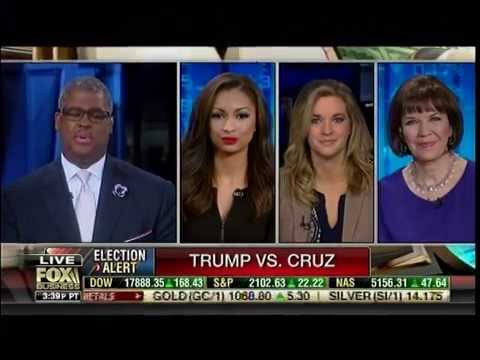 Trump Targets Democrats - Donald Trump Vs Cruz - Making Money W/Charles Payne