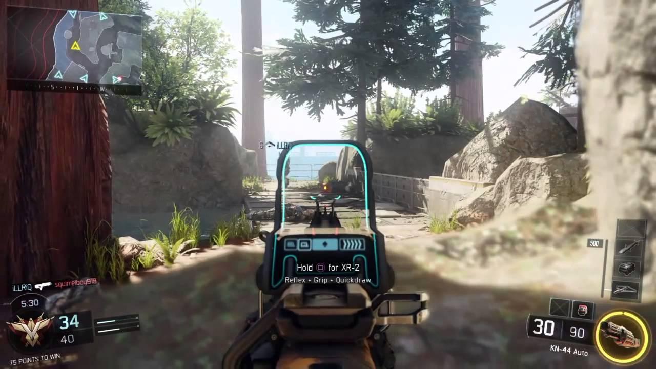 black ops 3 war machine